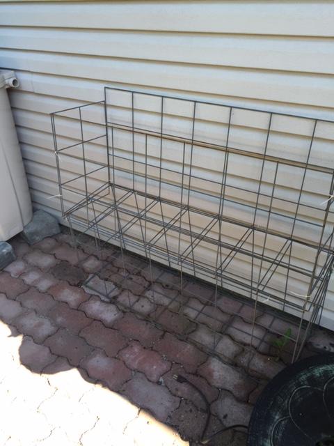 gabione cage